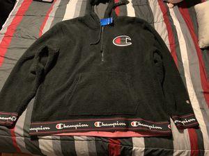 Champion Sherpa hoodie for Sale in Falls Church, VA