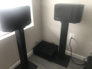 Bose 201 Bookshelf Speakers And Receiver For Sale In Manassas VA
