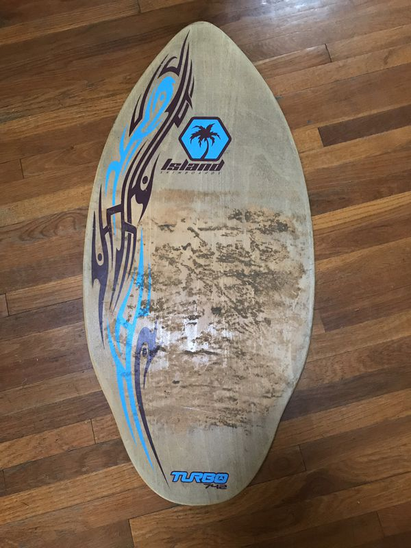 Island Turbo 742 Skimboard 42 For Sale In Los Angeles Ca Offerup