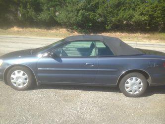2002 Chrysler Sebring Thumbnail