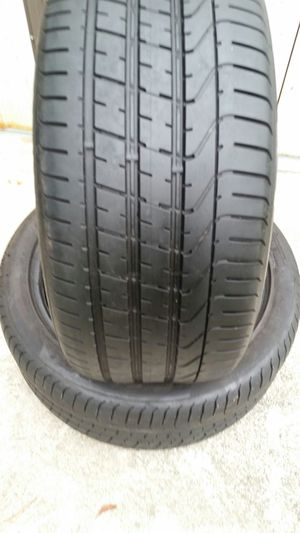 245 45 20 PIRELLI P-ZERO 90% TREAD for Sale in Tampa, FL