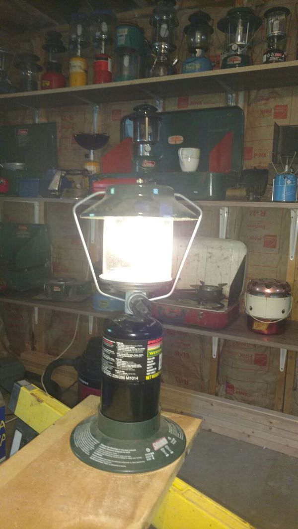Coleman propane Lantern for Sale in Walled Lake, MI - OfferUp