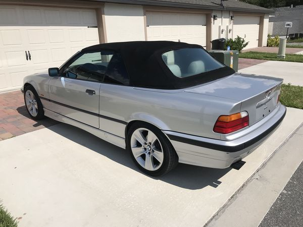 1999 Bmw 323i Convertible By Owner Cars Trucks In Saint Cloud Fl Offerup
