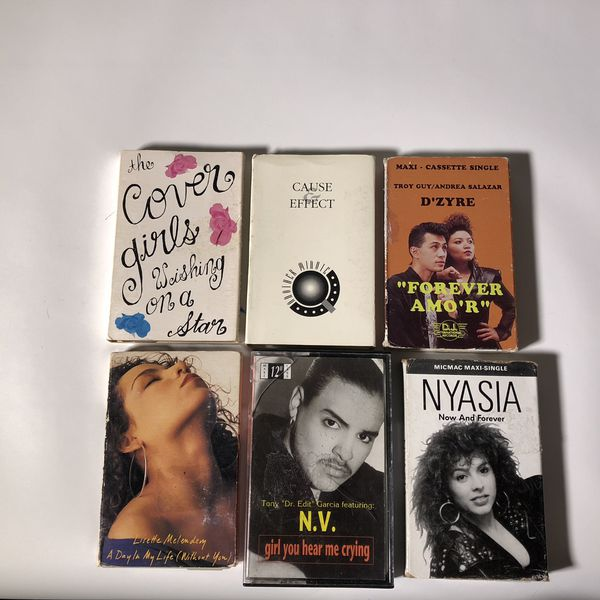 LOT OF RARE 80s & 90s Freestyle Dance Music from NY! for Sale in Chicago,  IL - OfferUp