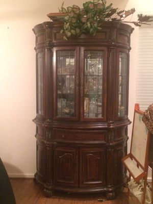 China Cabinet- City Furniture for sale  Bentonville, AR