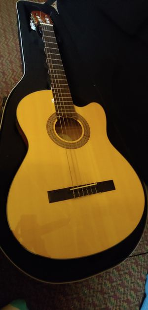 Electric Acoustic Guitar for Sale in Jacksonville, FL