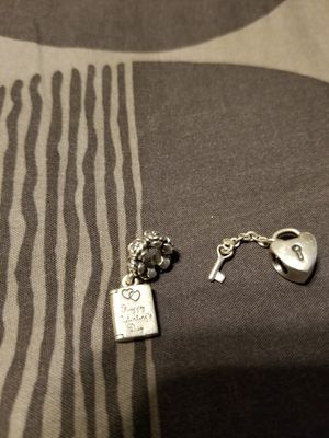 2 Pandora charms for Sale in Joliet, IL