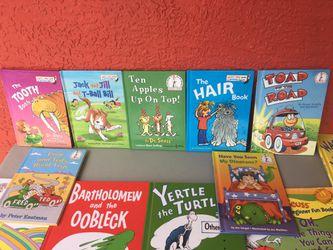 Dr. Seuss books Thumbnail