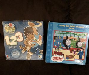 Kid's board games for Sale in Maple Heights, OH