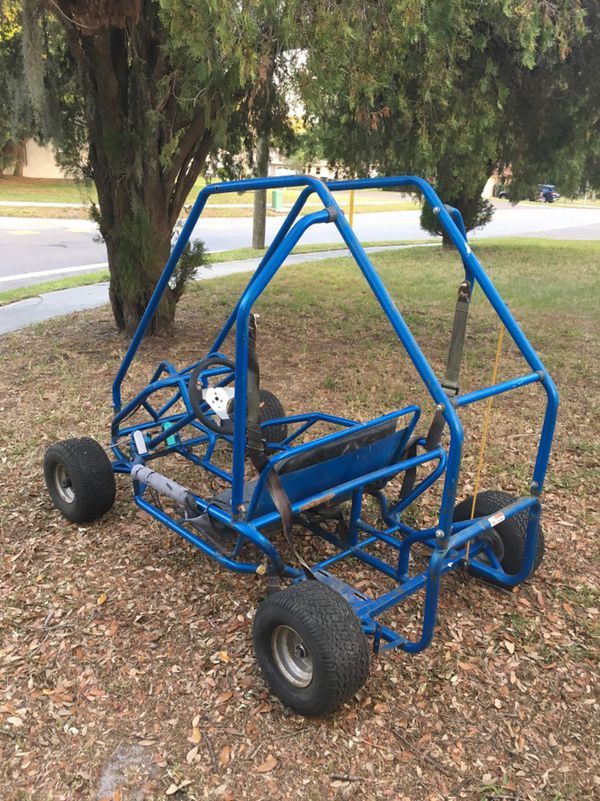 Carter Bros Gokart Gocart Go Kart Cart frame for Sale in Clearwater ...