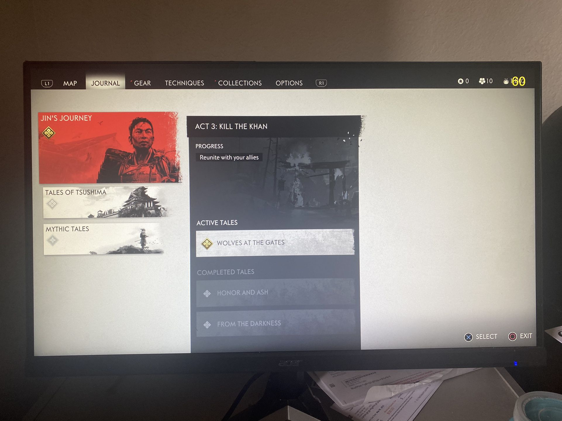 Ps4 Pro 1Tb With Monitor 27 Inch Acer 1ms 1440 P
