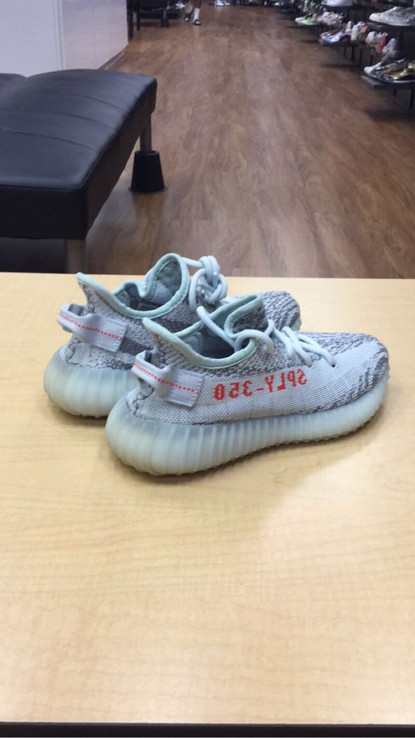 1a7d5e7b5acbb4 Adidas Yeezy Boost 350 V2 Blue Tint for Sale in Tampa