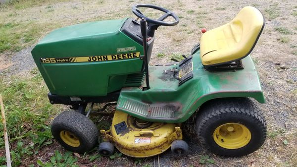 John Deere 165 Hydro For Sale In Bellingham  Wa