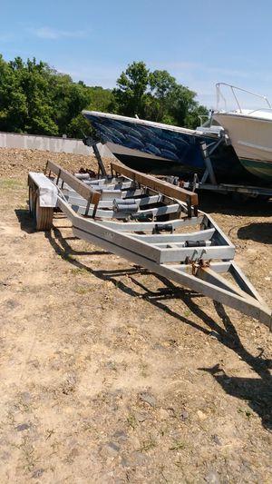 Tandum axel galvanized boat trailer for Sale in Martinsburg, WV