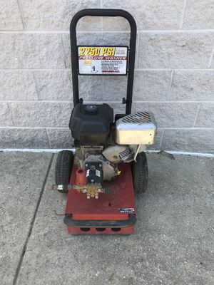 Generac 2250 PSI Pressure washer for Sale in Olney, MD