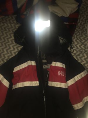 Helly Hansen Black Red White Sz L for Sale in Falls Church, VA