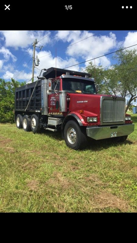 Ford Dealerships In Nc >> Dump truck services for Sale in Cape Coral, FL - OfferUp