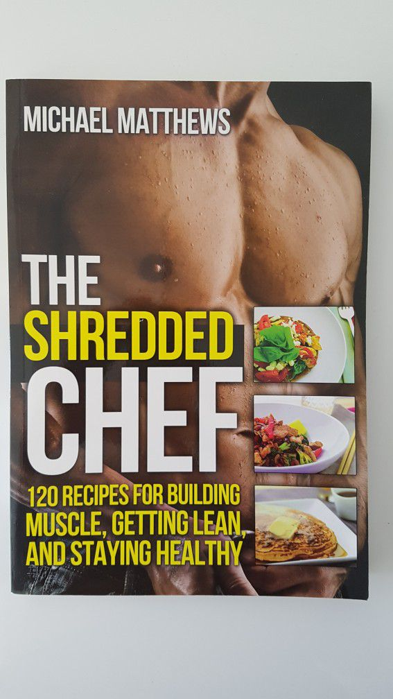 Recipe book the shredded chef books magazines in miami fl offerup forumfinder Choice Image