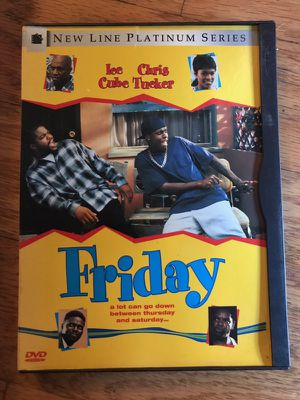 Friday starring Ice Cube & Chris Tucker DVD Movie for Sale in San Diego, CA