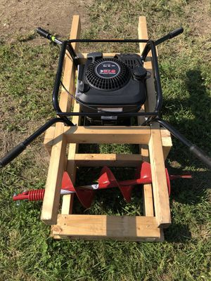Earthquake 2-man auger /post hole digger for Sale in Martinsburg, WV