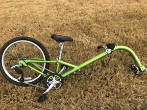 Burley ride behind kids tag along bike for Sale in Apex, NC