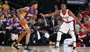 2 LAKERS VS BLAZERS TICKETS for Sale in Clackamas, OR