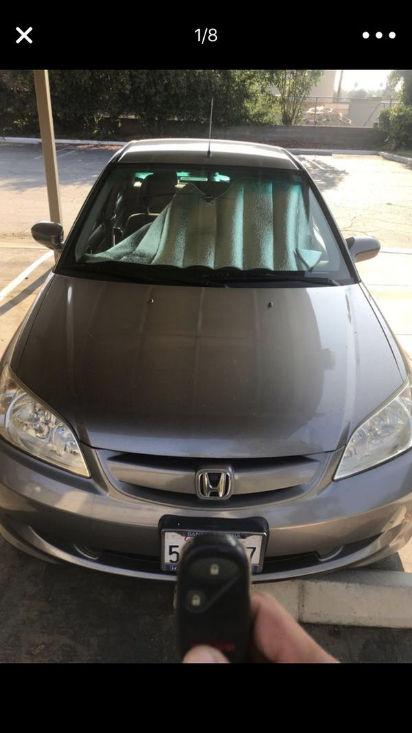 04 Honda Civic Hybrid Super Clean For In Bell Gardens Ca Offerup