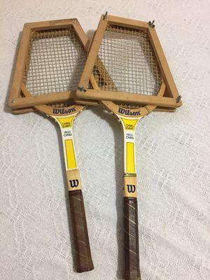 Vintage Tennis Rackets x 2 - Chris Evert for Sale in Herndon, VA