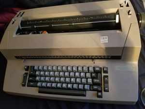 IBM Correcting Selectric II Typewriter for Sale in Bethesda, MD