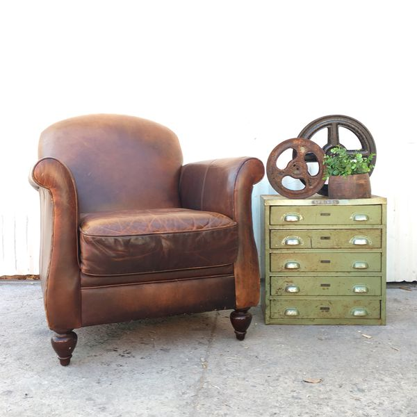 leather club chair for sale in los angeles ca offerup