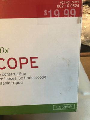 Telescope for Sale in Suitland-Silver Hill, MD