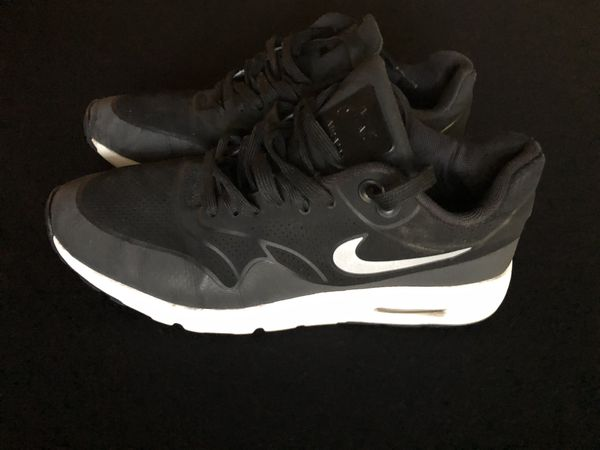 572db366e49d8 Women s Nike AIR Max 1 Ultra Moire reflective black white 740995-001 size 8
