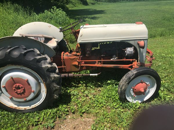 Ford 8n-r 1950's farm tractor for Sale in Biglerville, PA - OfferUp