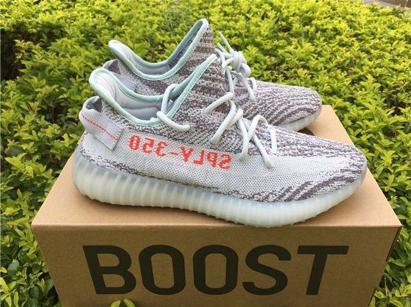 81331a4cc59 Yeezy Boost 350 v2 Blue Tint Size 10 for Sale in Bronx