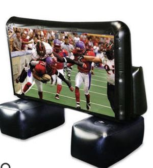 Inflatable Projector Screen for Sale in Bristow, VA