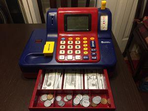 Learning resources learning cash register for Sale in Manassas, VA