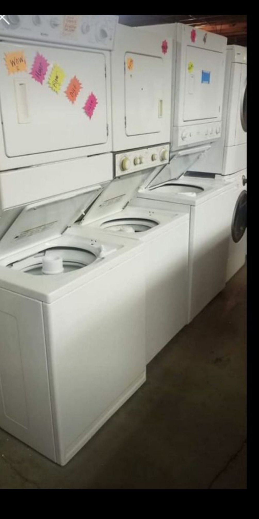⭐QUALITY USED APPLIANCES 90 DAY TO PAY SAME AS CASH. 21639 PACIFIC HWY S DES MOINES🌴🍃