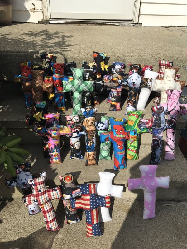 Handmade Soft Crosses Great Craftsmanship For Sale In Farmdale Oh