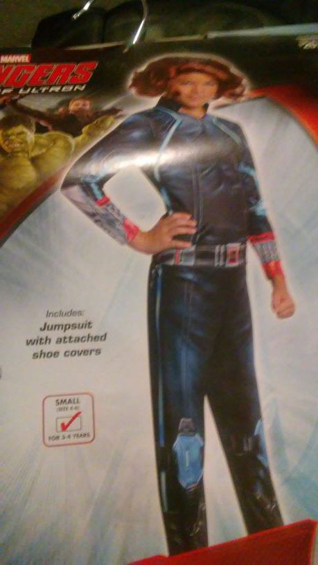 NEW Avengers Halloween Costume