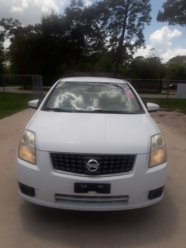 2007 Nissan Sentra Clean Title Neat Interior Cold Ac 152k Miles For