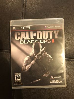 Call of Duty: Black Ops 2 BRAND NEW CONDITION for Sale in Clarksburg, MD