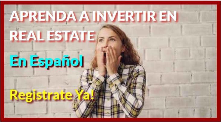 Cómo invertir en Real Estate sin dinero propio oh buen crédito