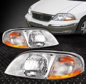 1999 2003 Ford Windstar Headlights Pair For In Whittier Ca