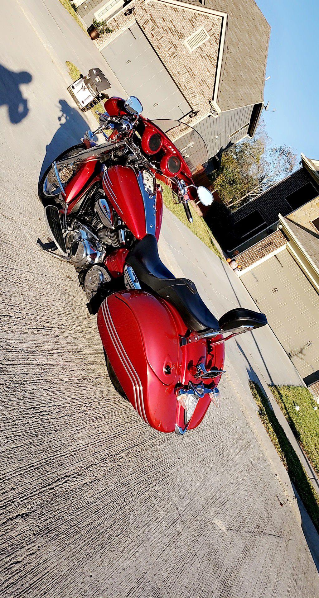 Photo 2011 Yamaha stratoliner 1900