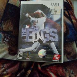 The Bigs Nintendo Wii Thumbnail