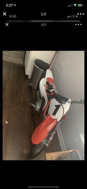 Photo Honda crf 110