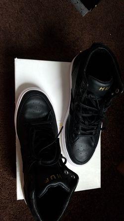 HUF brand shoes men size 8.5 Thumbnail