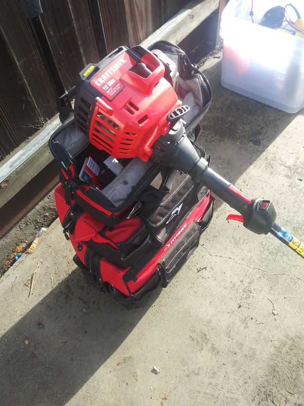 Craftsman Weed Eater 2cycle 25 Cc For Sale In Castroville