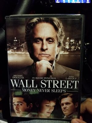 Movie called Wall Street for Sale in University Park, MD