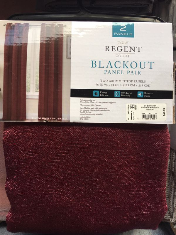 Regent Blackout Curtains NEW For Sale In Norcross GA